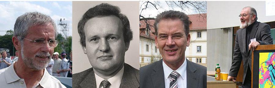 Viermal Gerd Müller - doch welcher ist welcher?
